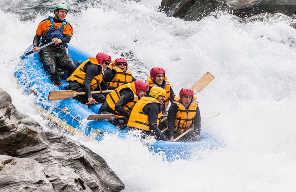 Shotover River Raft Combos 2